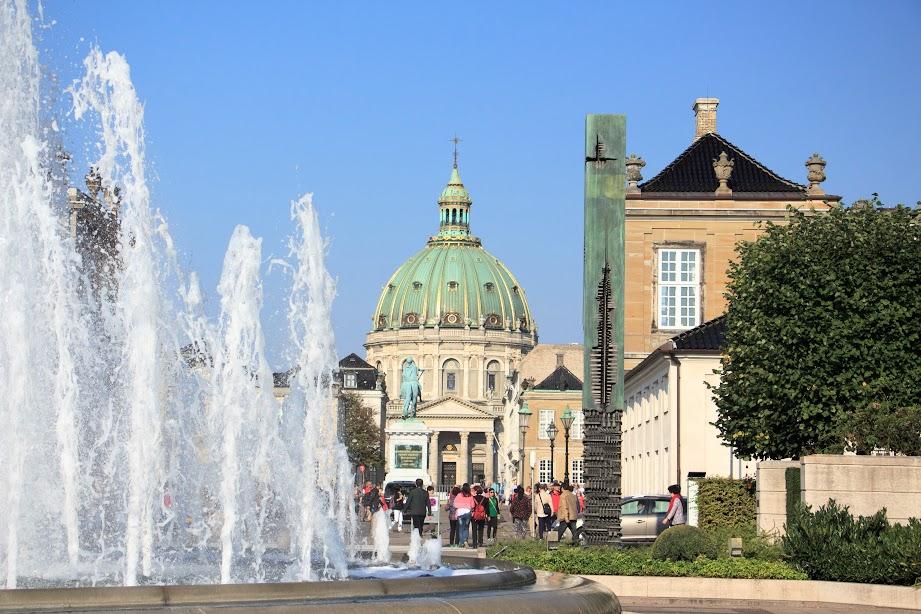 Královský palác Amalienborg