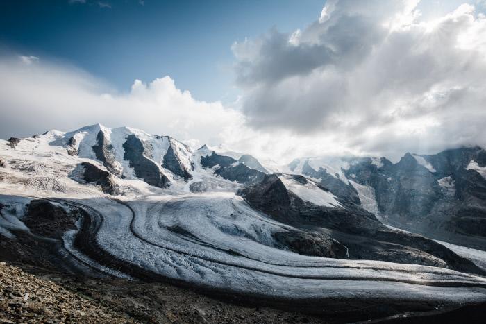 Ledovec Diavolezza