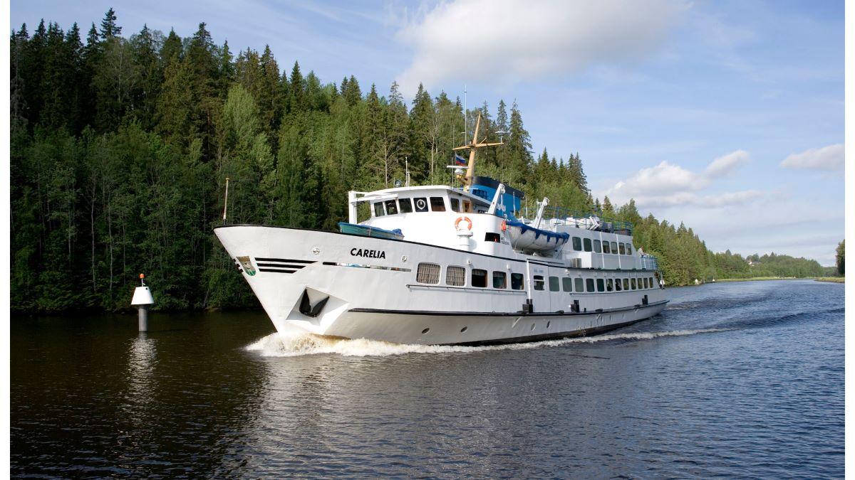 Loď M/S Carelia
