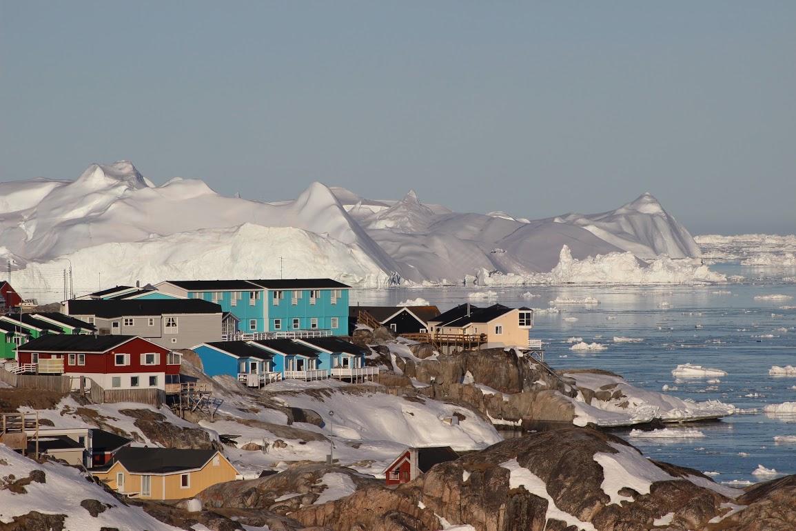 Město Ilulissat