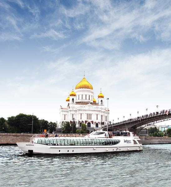 Moskva Radisson boat 1