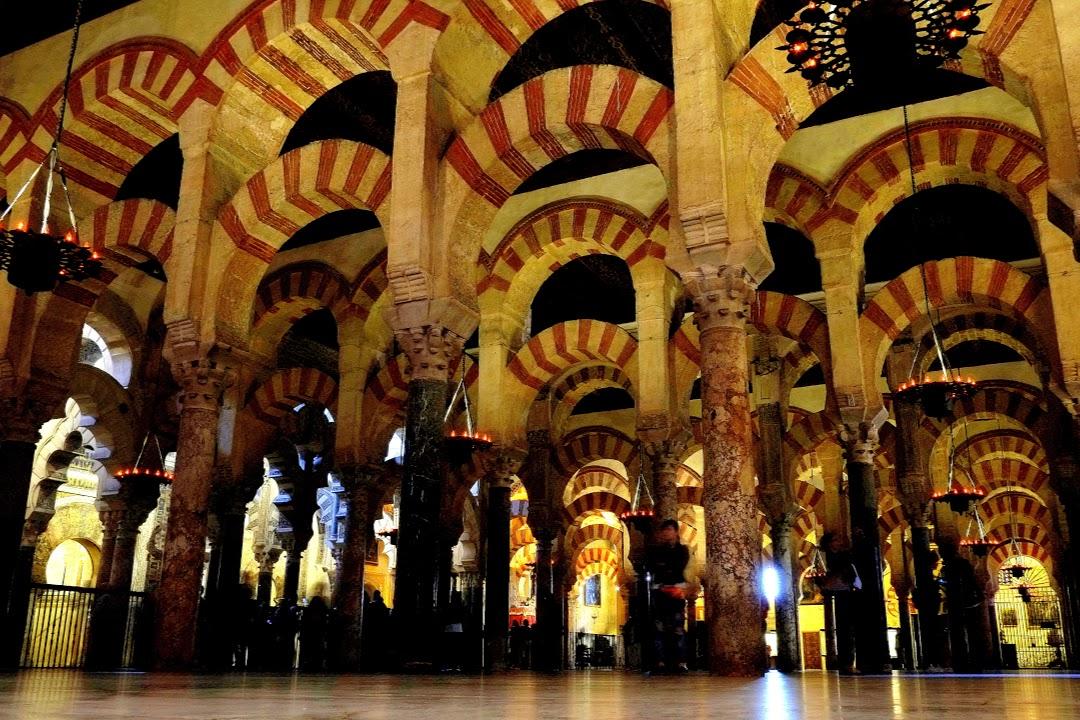 Muslimská stavba Mezquita