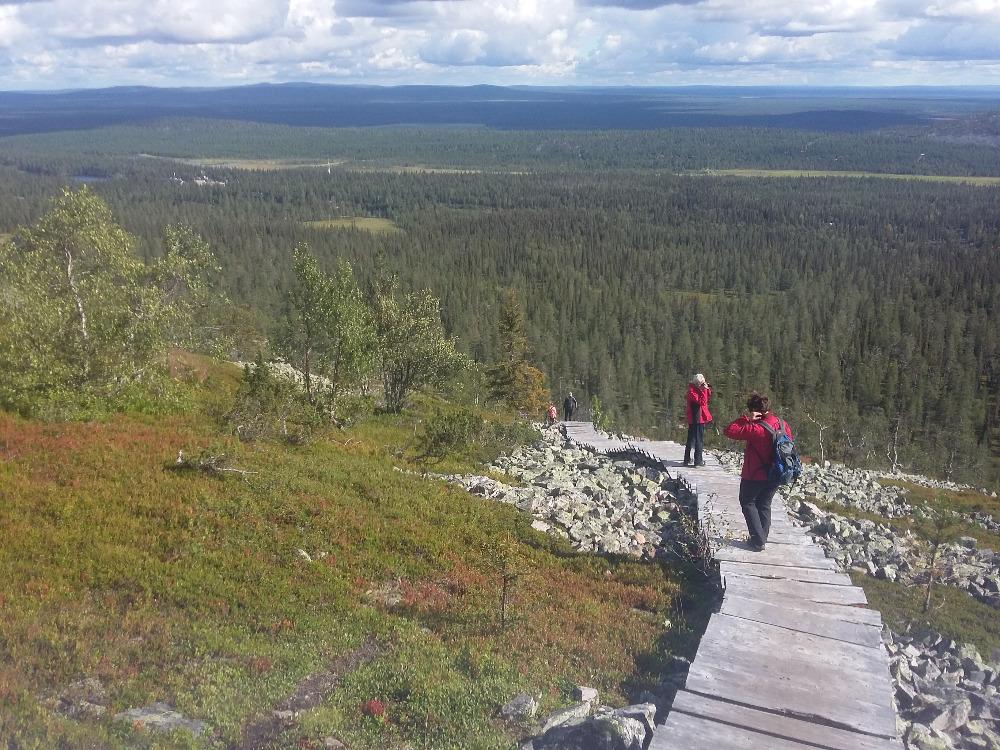 Národní park Pyhä-Luosto