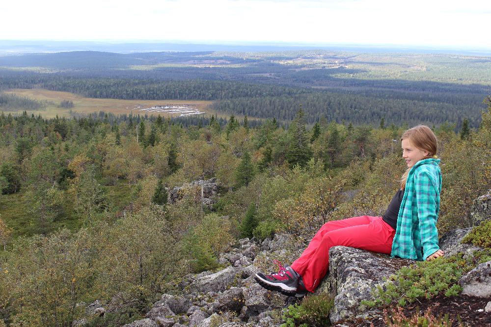 Národní park Syöte