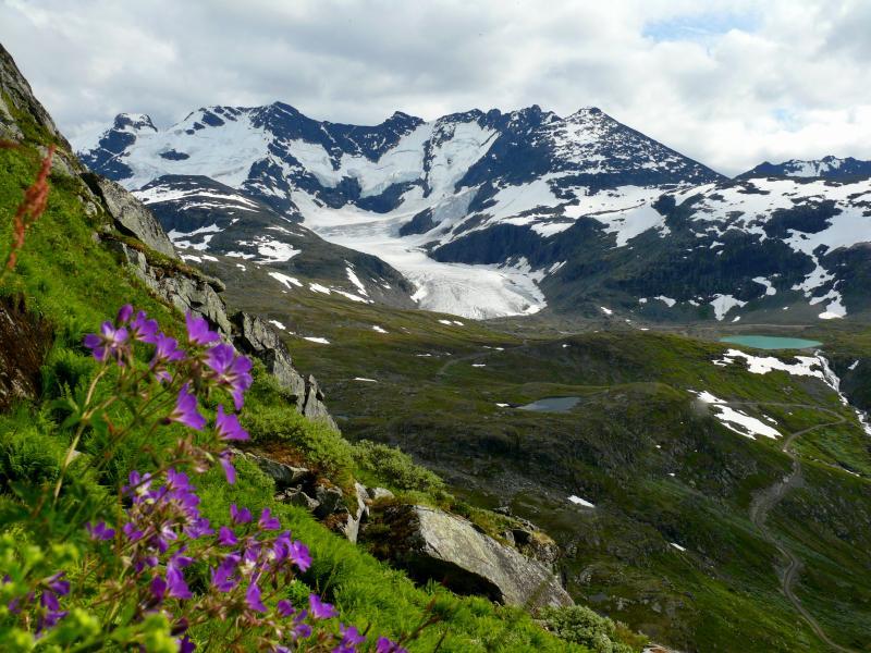 Norský NP Jotunheimen