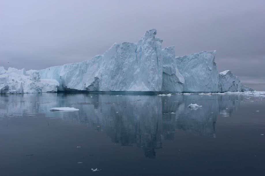 Plavba k ledovci Eqi
