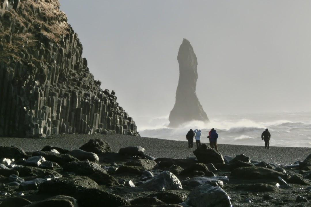 Pláž u Víku