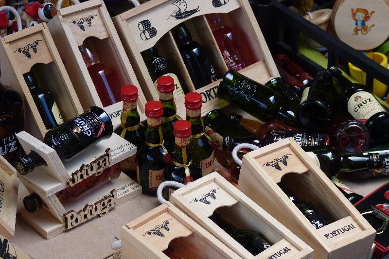 Portugalsko - portské víno, vděčný suvenýr