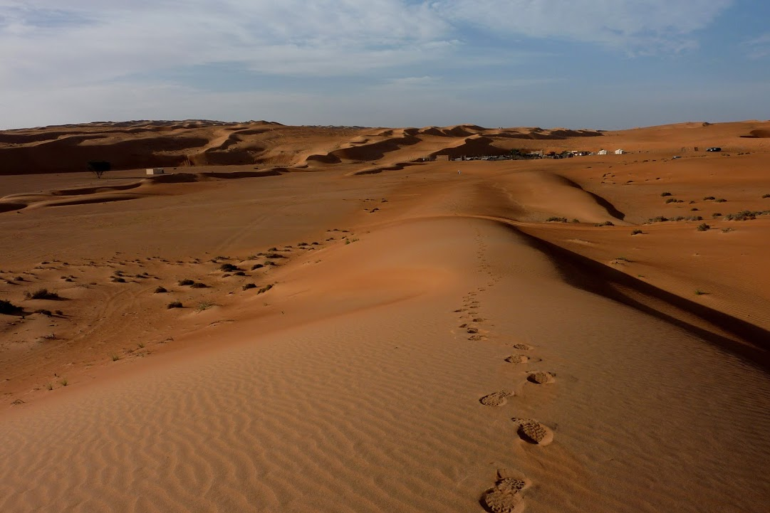 Poušť Sharqiya Sands