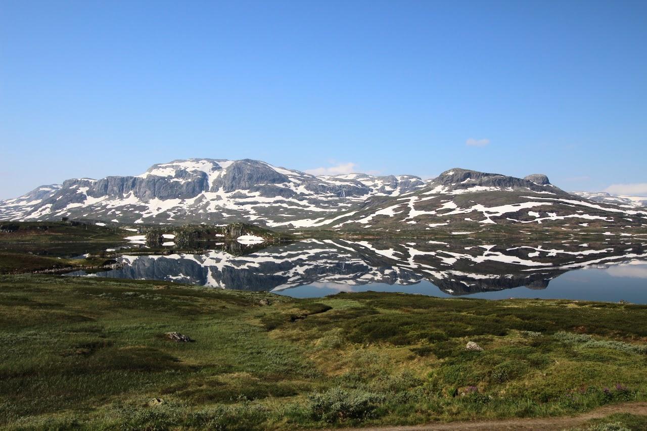 Příroda jižního Norska
