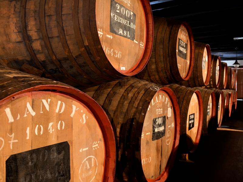 Proslulé madeirské víno