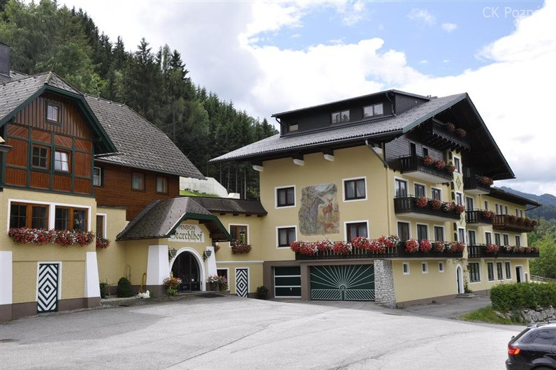 Rakousko Dachstein 2 - Poznání