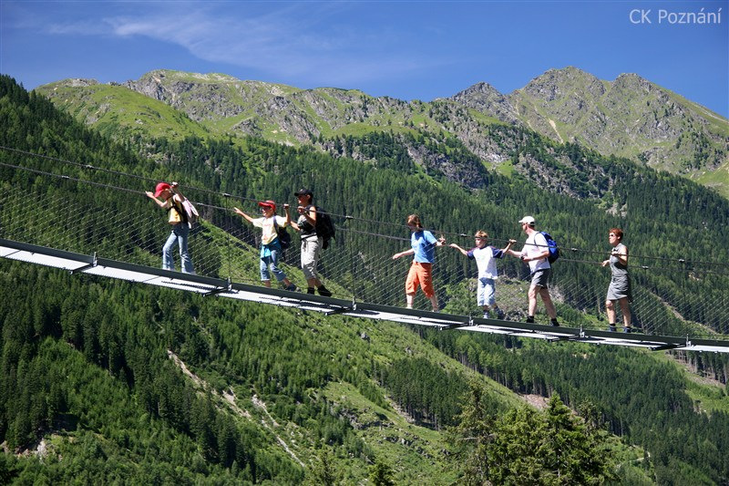 Rakousko Dachstein-Poznání