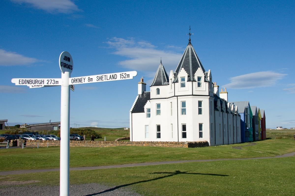 Severní pobřeží Skotska