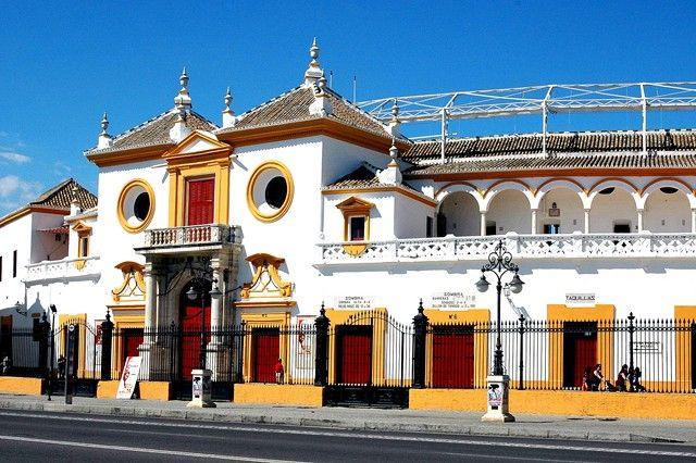 Sevilla - Arena