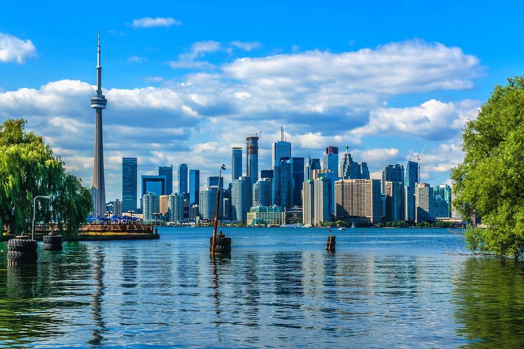 Nejkrásnější pohled na Toronto
