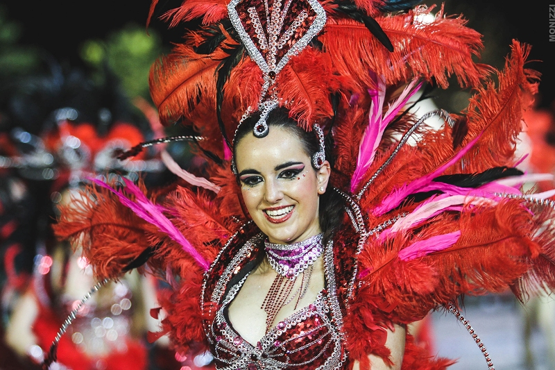 Únorový karneval ve Funchalu