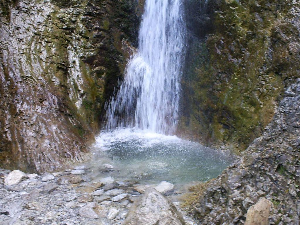 Vodopád Siklawica