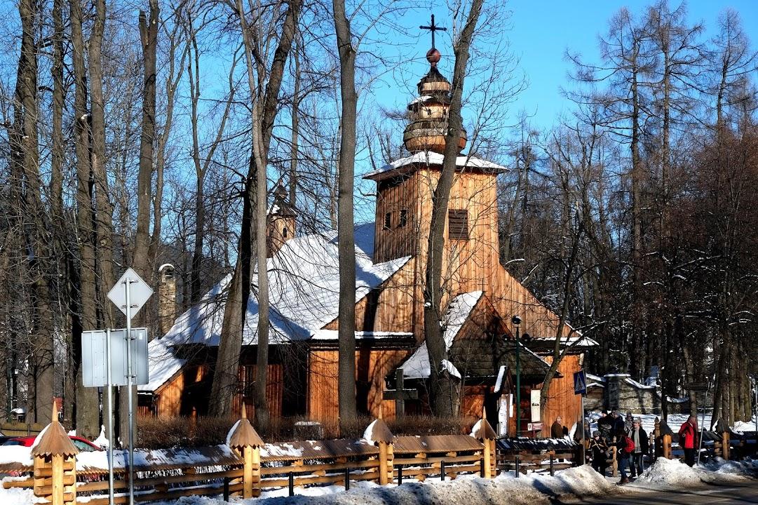 Kostel Panny Marie Čenstochovské v Zakopanem