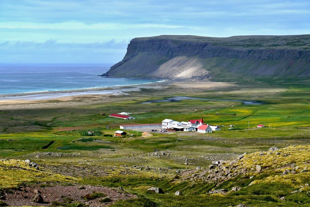 Západní fjordy