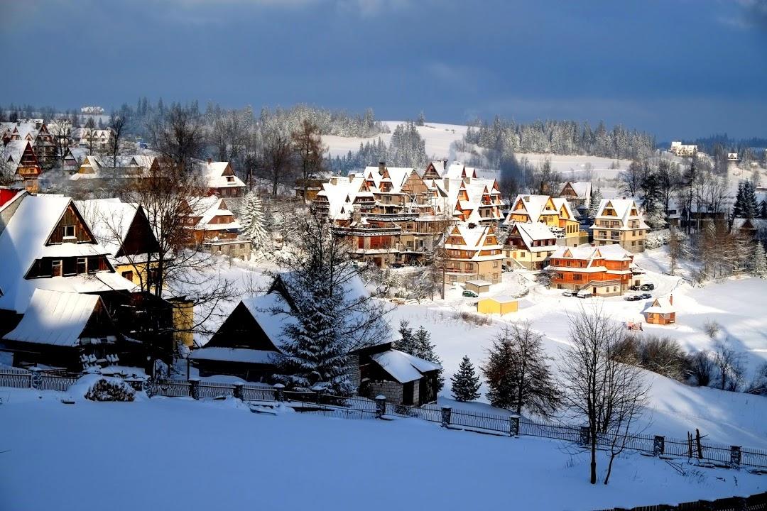 Zimní středisko Bukowina Tatrzanskave