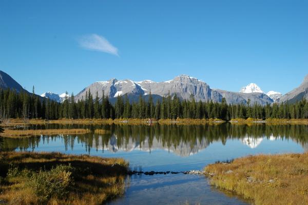 Kanada - západ / Štíty Skalistých hor
