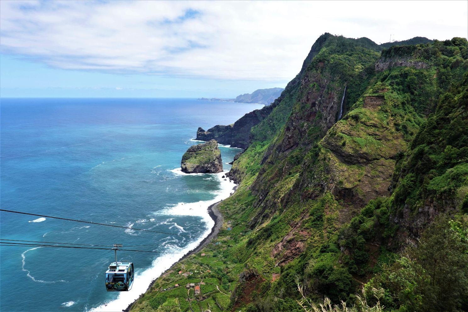 Madeira / Divoké severní pobřeží Madeiry