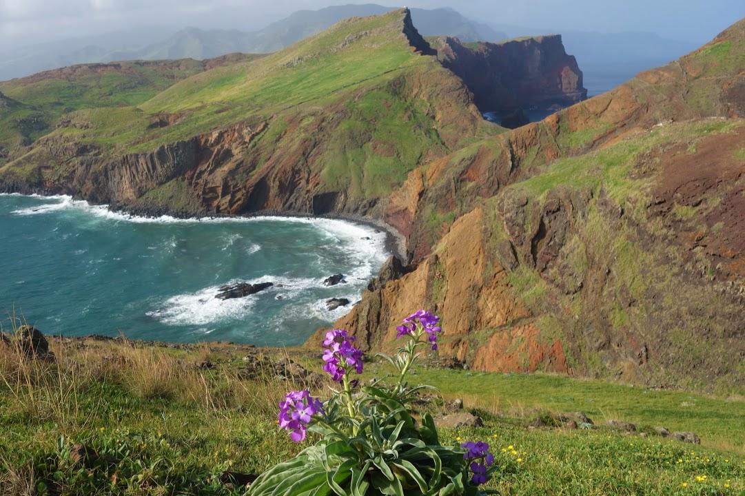 Severní pobřeží Madeiry