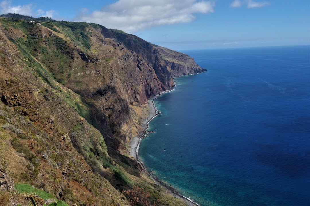 Madeira - karneval / Madeirské pobřeží
