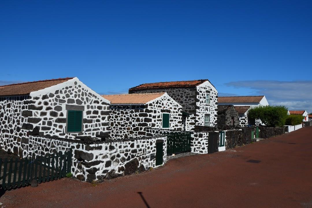 Tradiční domy ostrova Pico