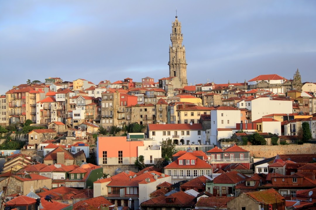 Porto- věž Clérigos