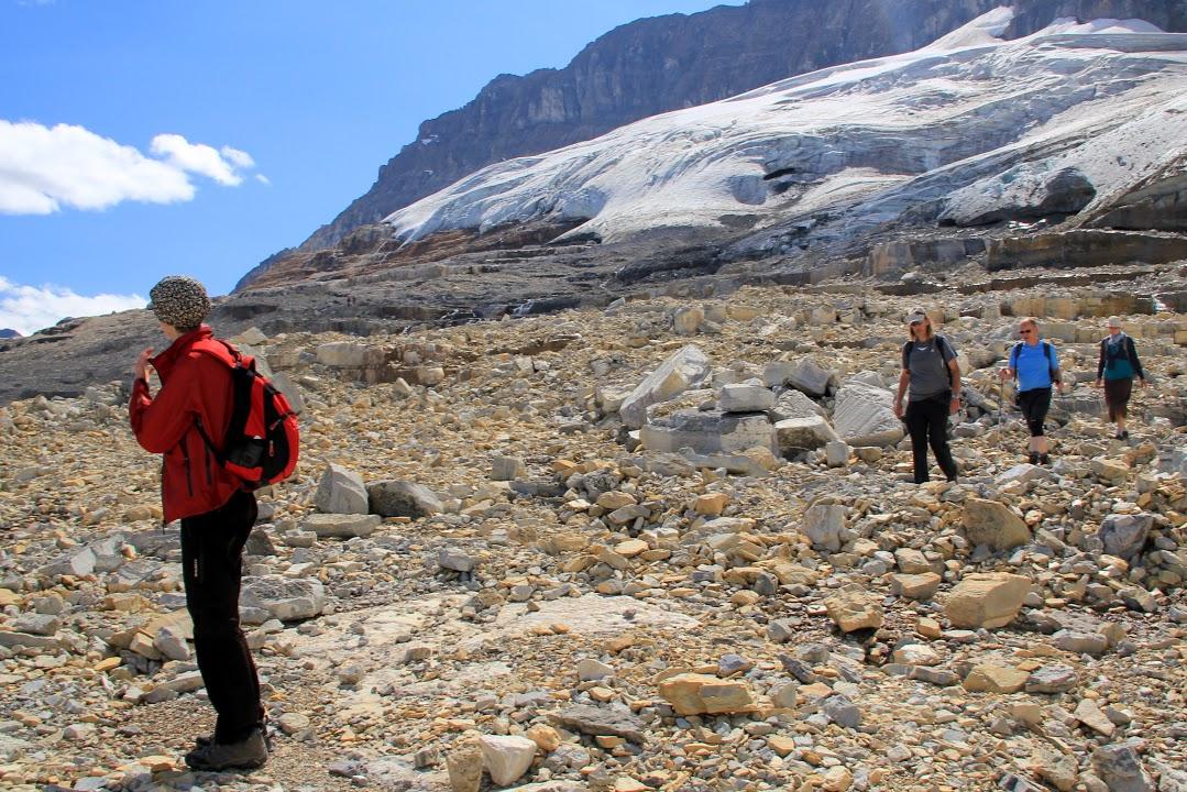 NP Yoho- túra k Emerald Glacier