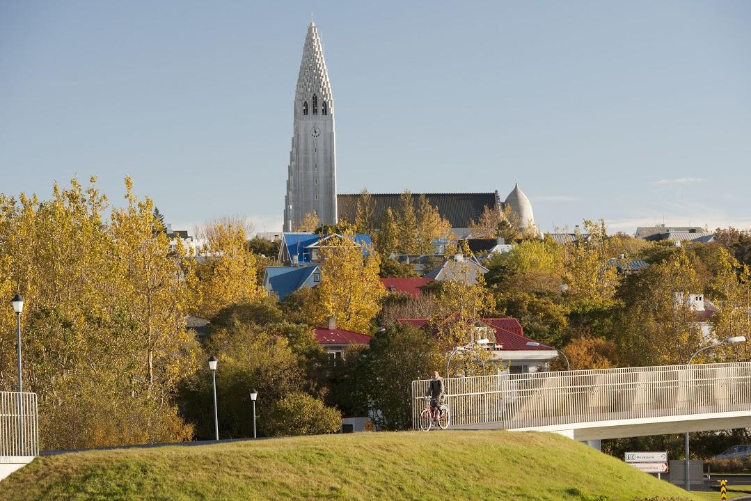 Reykjavik- Hallgrímskirkja