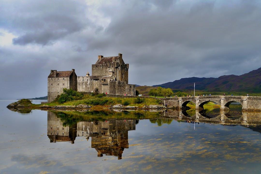 04-SKOTSKO / Eilean Donan Castle
