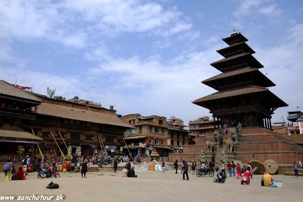 Nejvyšší pagoda v Nepálu