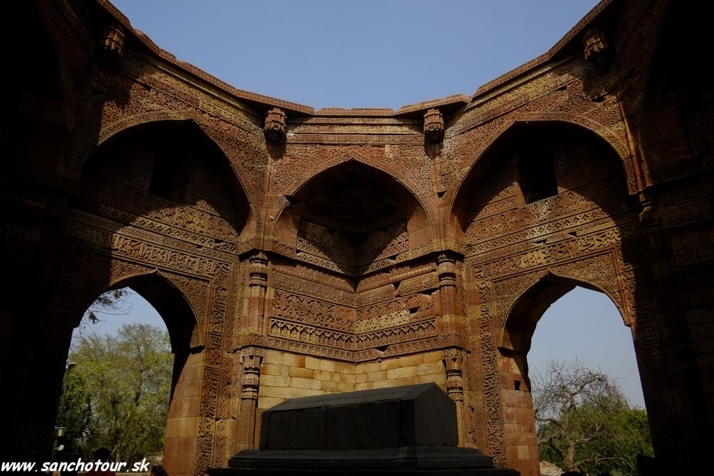 Historický komplex Qutub Minar