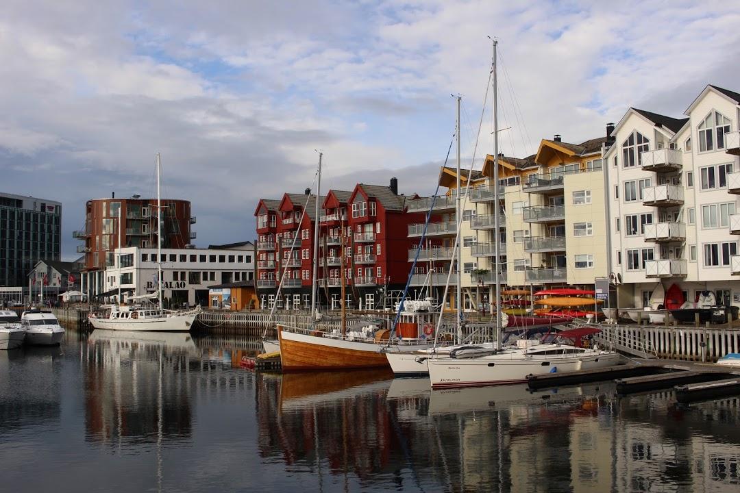 Svolvaer, hlavní město Lofot