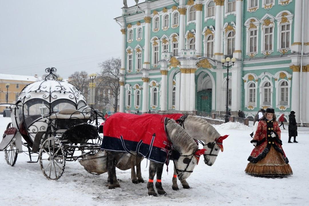 Advent v Petrohradu