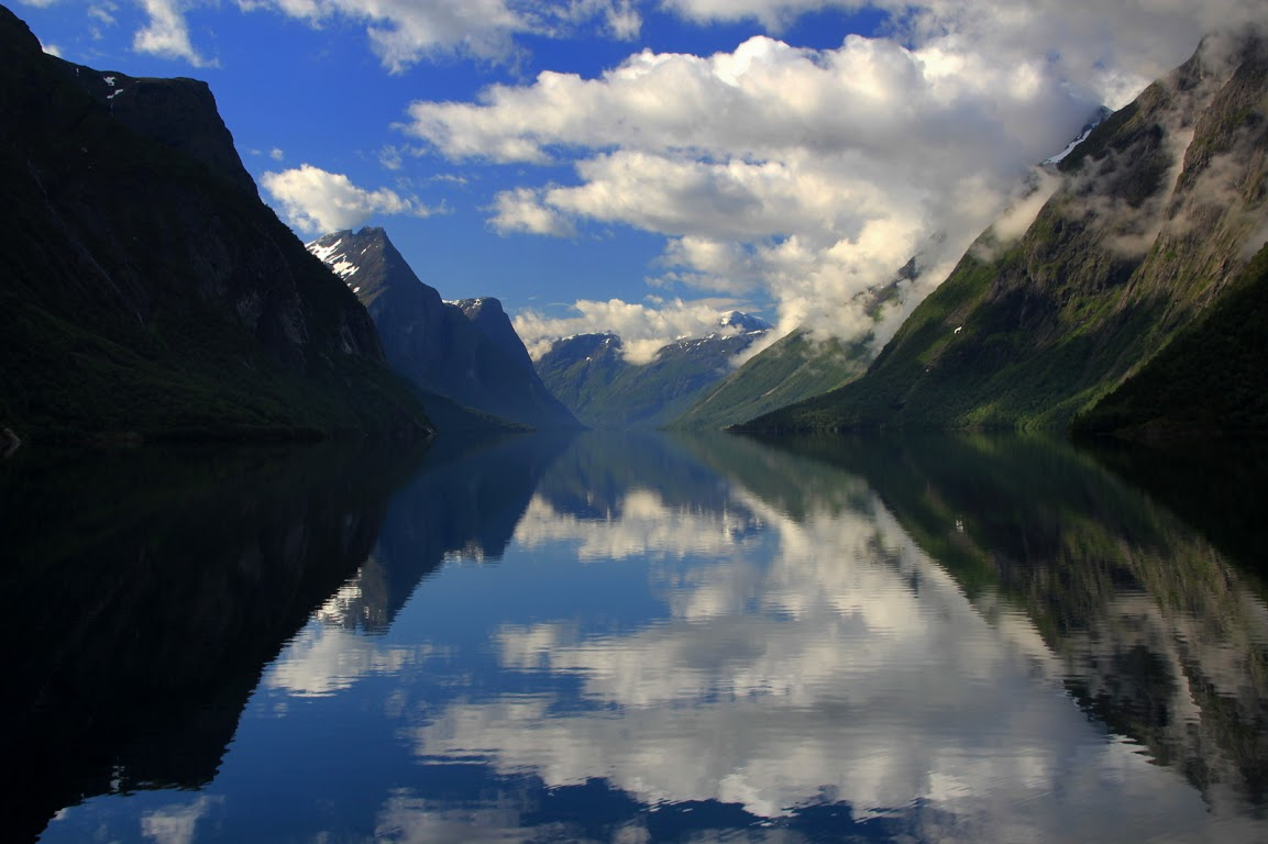 Norsko - jih