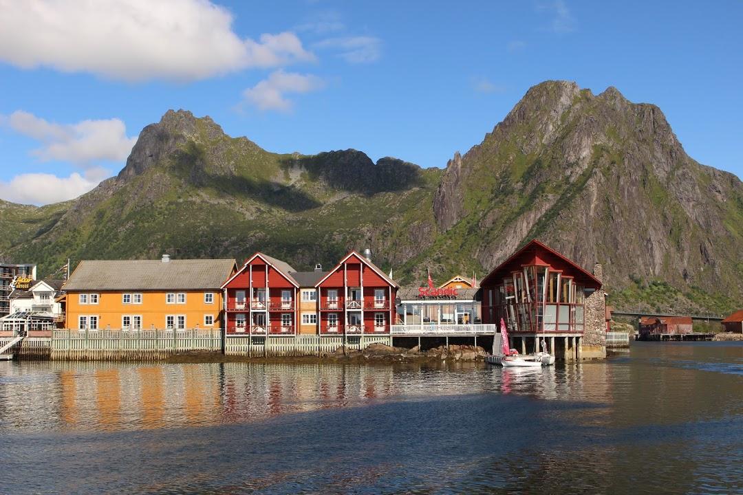 Norsko - sever