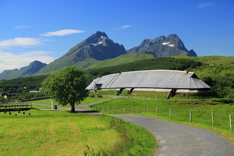 Vikingské muzeum Lofotr
