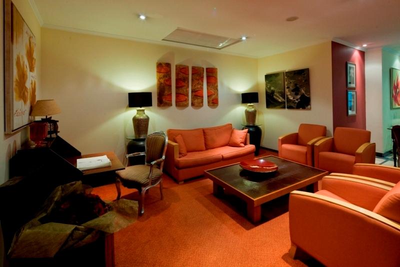 3 Místo pro setkávání, hotel Orquidea, Funchal