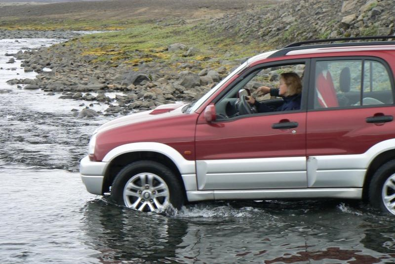 Island - auto