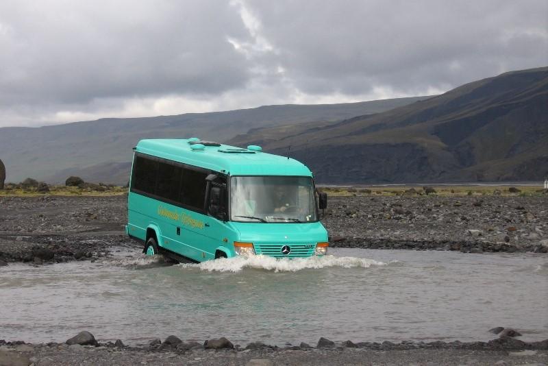 Ze zájezdu Island 4x4
