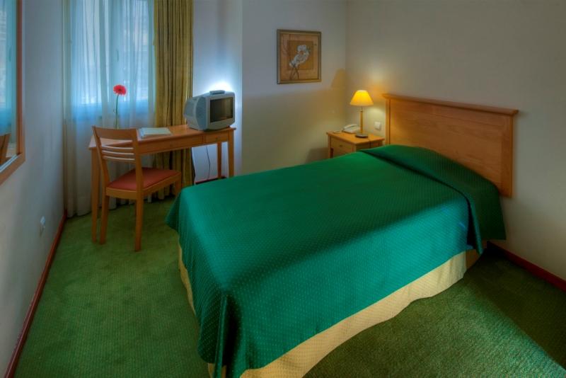 4 Jednolůžkový pokoj, hotel Orquidea, Funchal