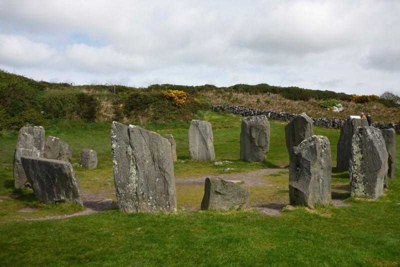 Megalitický kruh