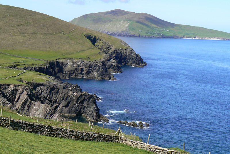 Irsko / Pobřeží poloostrova Dingle