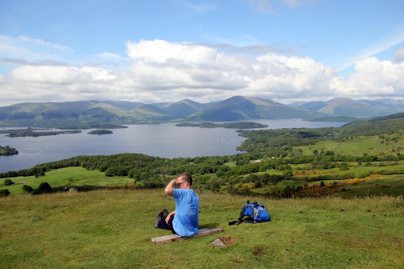 Příroda Skotska