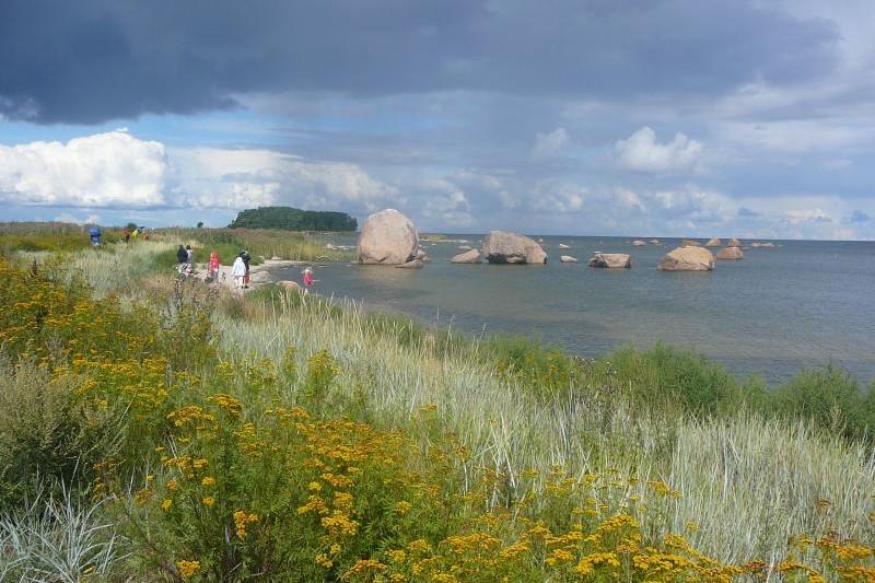Pobřeží Baltu