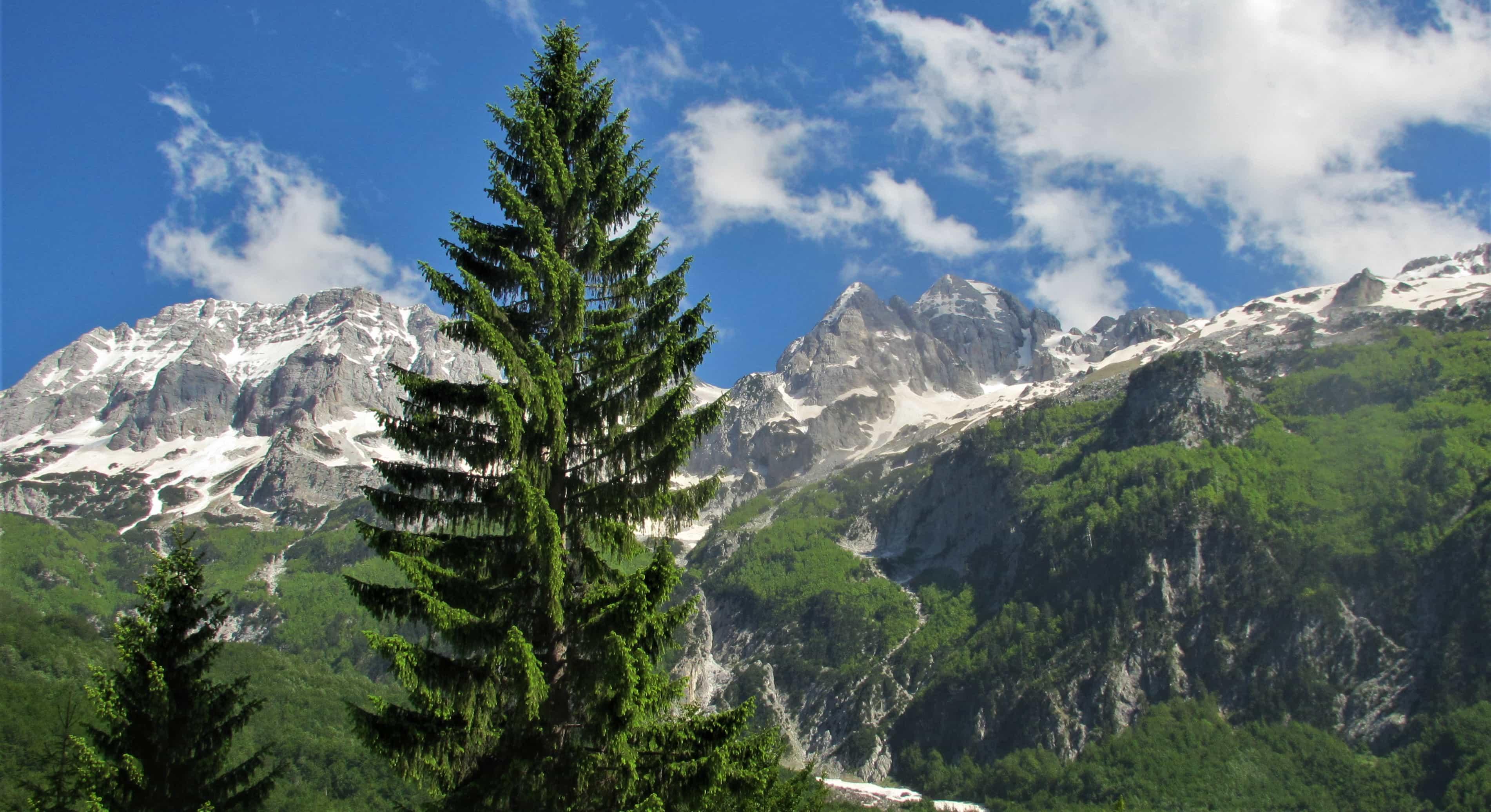Albánie / Albánské Alpy